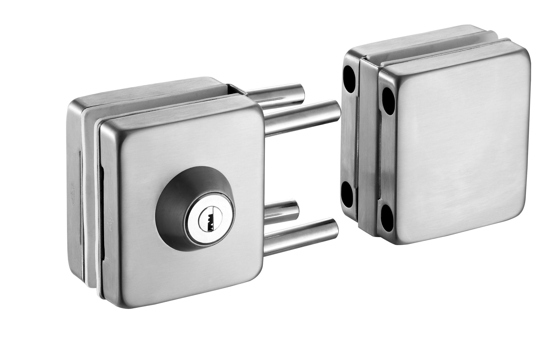 Keyen Hardware Glass Door Lock Bolt
